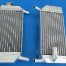 Aluminium radiator FOR Honda CRF250X CRF 250X 2010-2013 2010 2012 10 11 12 13