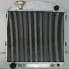 64mm 3 core for ALUMINUM RADIATOR MODEL-T-BUCKET FORD ENGINE 1924-1927