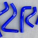 New Silicone radiator hose for Kawasaki KX250 KX 250 1999 2000 2001 2002 01 02