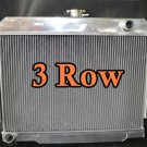 3-ROW FOR 1970-1985 Jeep CJ ALUMINUM RACING RADIATOR