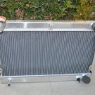 Aluminum radiator for Mazda R100/Familia Rotary 1000 1200 1300 1968-1973 MT