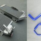 Aluminum Radiator and hose for KAWASAKI KXF450 KX450F KXF 450 2010 2011 10 11
