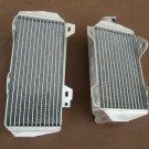 aluminum radiator FOR Suzuki RMZ450 RMZ 450 2013 2014 13 14