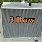 3 ROW for CHEVY Chevrolet I6 L6 ENGINE 1951-1954 1953 1952 Aluminum Radiator 52
