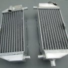 New Aluminum Radiator for KAWASAKI KX 125/ 250 1999-2002