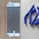 Aluminum Radiator and hose fit Honda CRF450R CRF450 2002 2003 2004 02 03 04