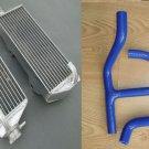 L&R aluminum radiator and hose for Suzuki RMZ 250 RMZ250 2010 2011 2012 10 11 12