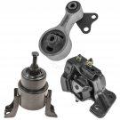Engine & Transmission Mount Kit Set of 3 for 03-08 Mazda 6 3.0 L