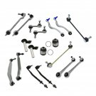 New Control Arm Tie Rod Ball Joint Suspension Kit Set for BMW 525i 530i 528i E39