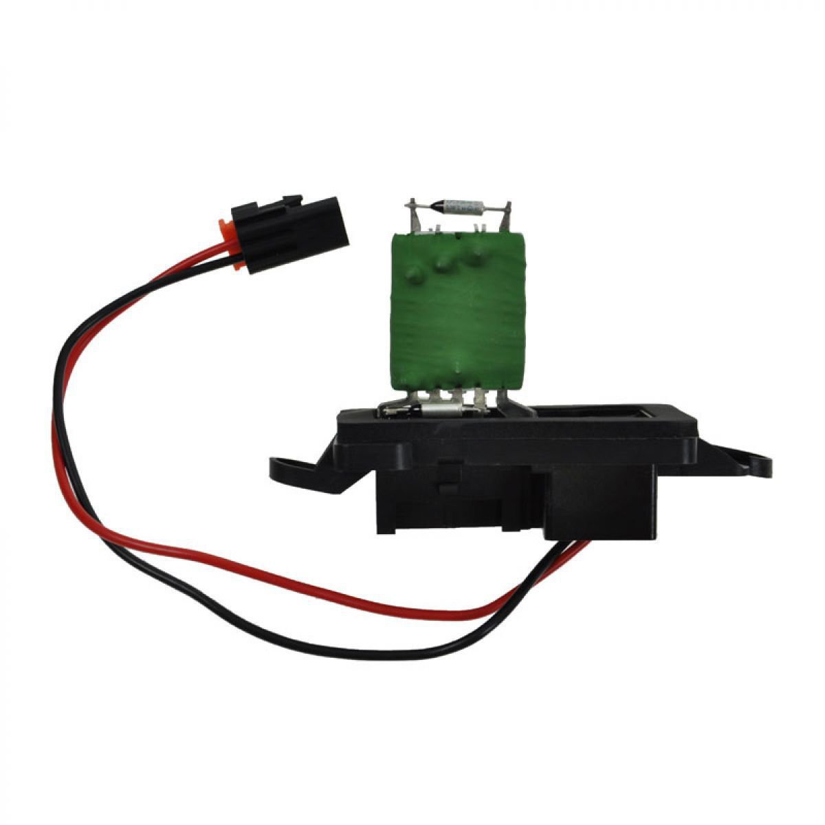 A c heater blower motor resistor new for buick chevy gmc for Duralast ac heater blower motor resistor