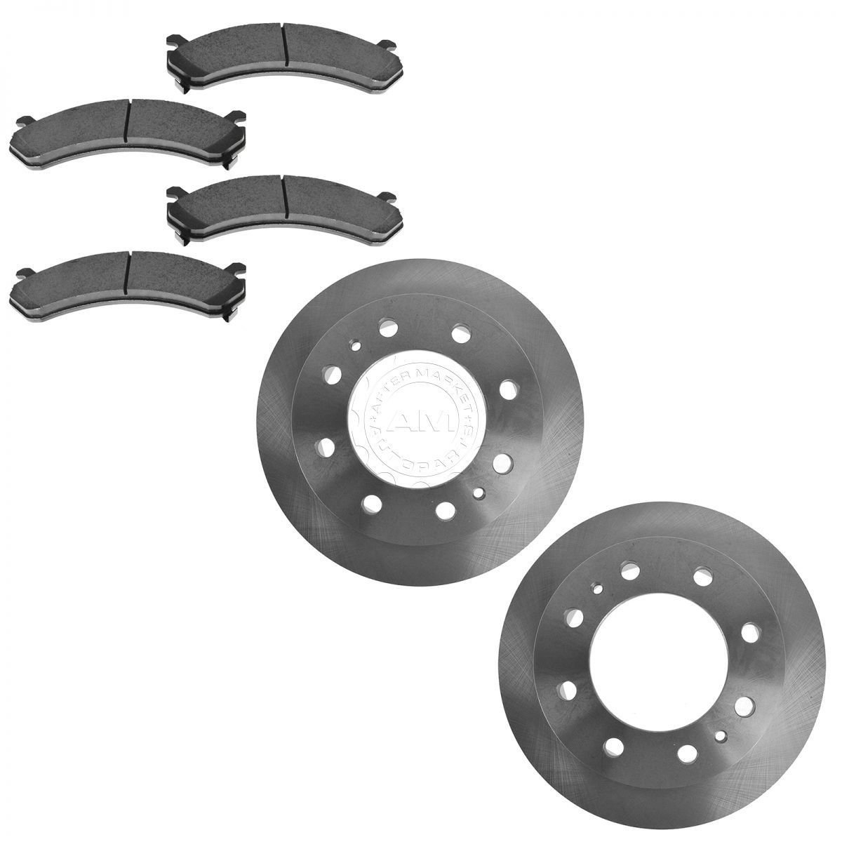 Brake Pad Material Types : New nakamoto front premium posi ceramic disc brake pad