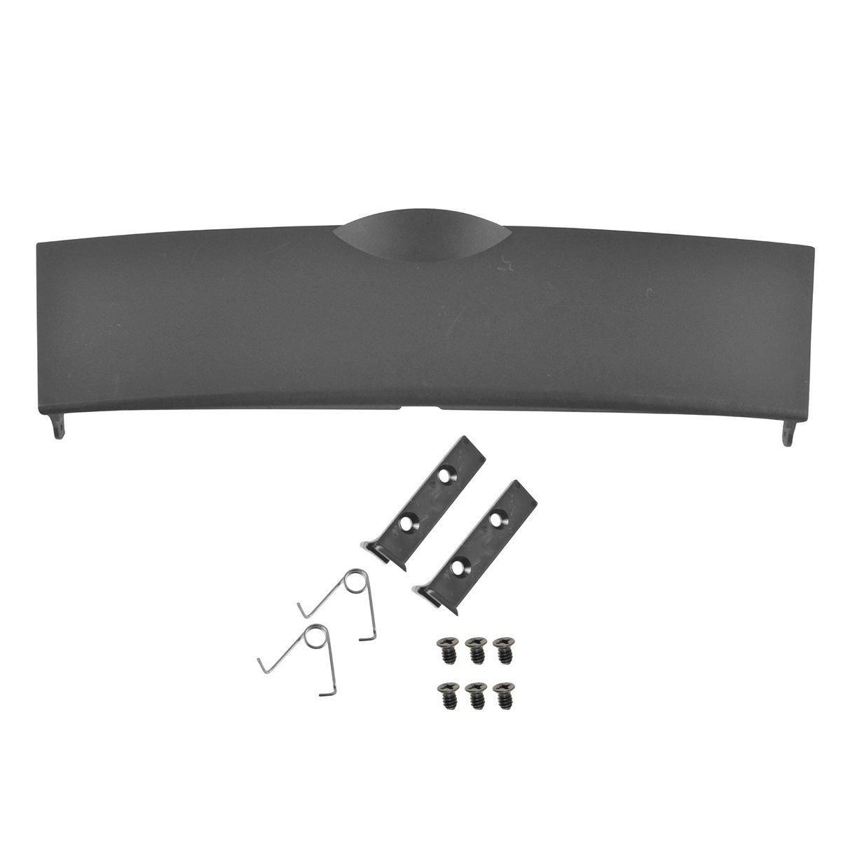 Center Console Dash Door & Hinge Repair Kit Gray Finish for Toyota Corolla New