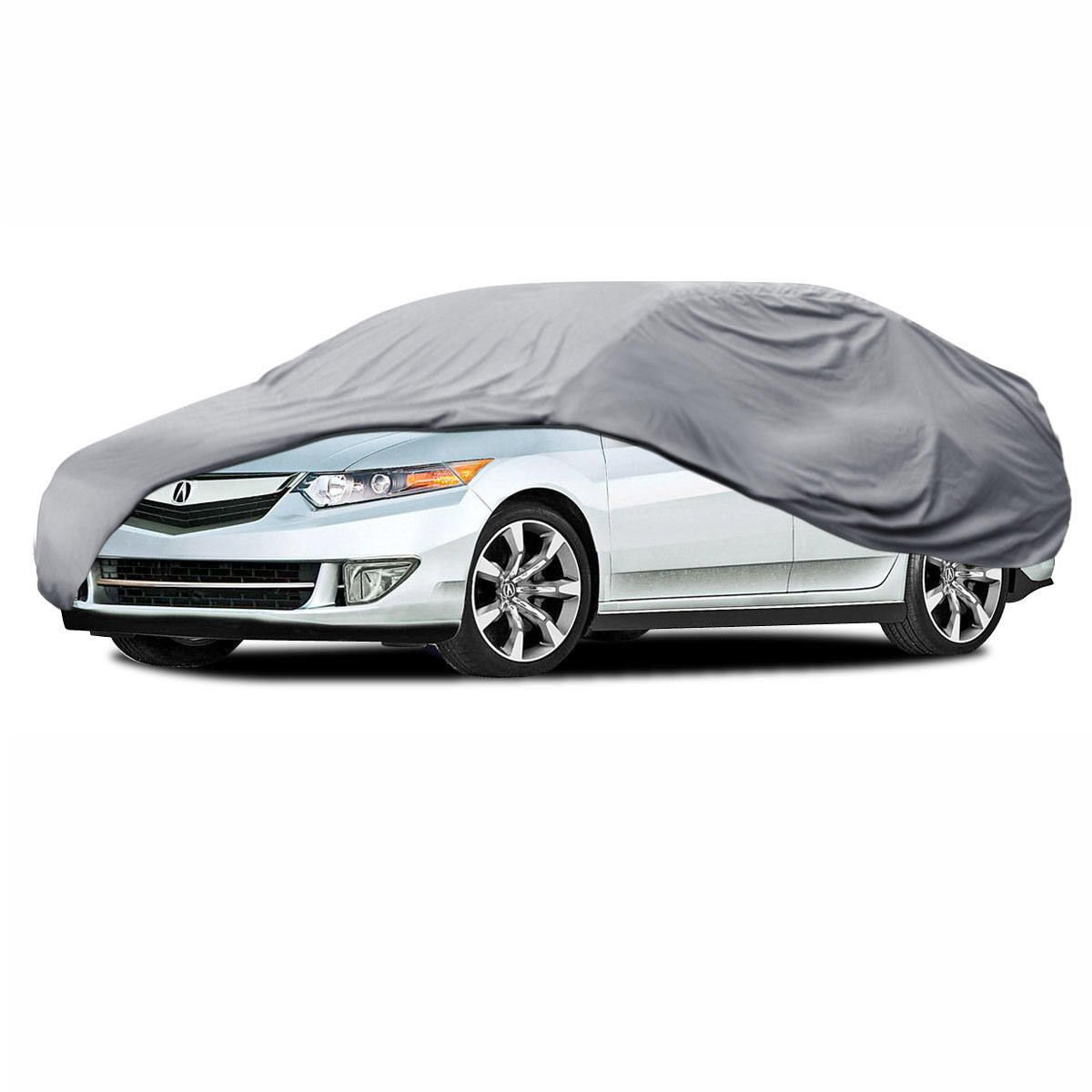 Car Cover For Acura TL 01-14 Waterproof UV Sun Dust Proof
