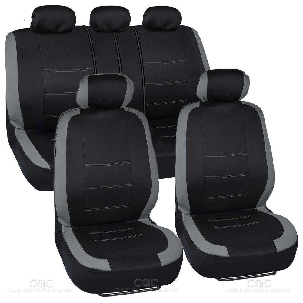 Classic Cloth Car Seat Covers
