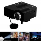 UC28+ PRO HDMI Portable Mini LED Entertainment Projector Home Cinema Theater ABY
