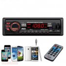 Bluetooth Car Stereo Audio In-Dash Units FM Aux Input Receiver SD USB MP3 RadioY