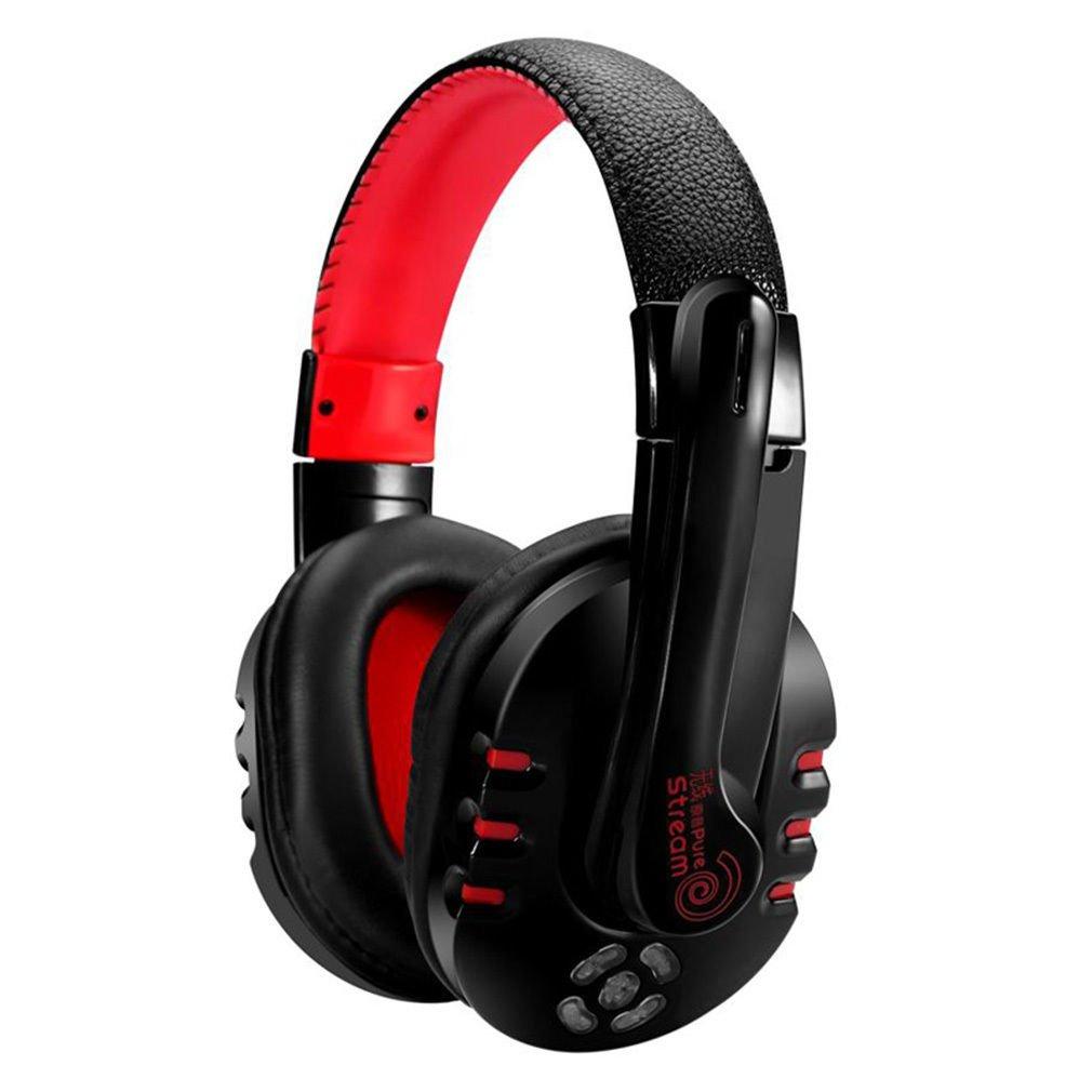 Gaming headphones bluetooth - gaming headphones red
