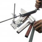 Knife Sharpener Professional Kitchen Sharpening System Fix-angle 4 Stone BY