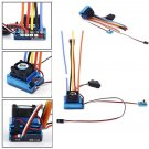 120A Sensored Brushless Speed Controller ESC for 1-8 1-10 1-12 Car US Stock BY