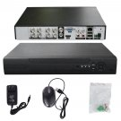 4CH Channel 1080N Digital Video Recorder HDMI DVR For Security CCTV Camera OU