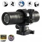 Sports Camera HD 1080P Helmet Motorcycle Camcorder DV Action DVR Video Recorder