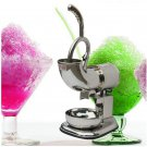 Electric Ice Shaver Machine Snow Cone Maker 440lbs Crusher Shaving Cold Drink OH
