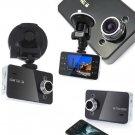 Full HD CCTV Car DVR Vehicle Camera Video Recorder Dash Cam Camcorder K6000