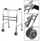 Medical Equipment Health Care Drive Foldable Adjustable Old Walking Aid Walker Y