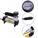 Portable Air Compressor Kit Mini Portable DC12V Multi Use Heavy Duty OY