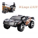 WLtoys L939 2.4G 5 Channel Remote Control Steering High Speed RC Car