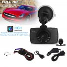 2.7 1080 HD Dual Lens Front Rear 6IR Car DVR Video Recorder G Sensor Dash Cam BB