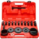 23 Pc FWD Front Wheel Drive Bearing Removal Adapter Puller Pulley Tool Kit OY