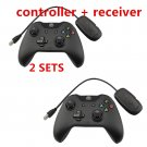 2 SETS Wireless Game Controller For Microsoft Xbox One