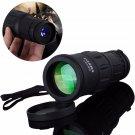 Panda Monocular 40X60 Travel HD Zoom Focus BAK4 Prism Telescope