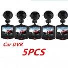 2.7 HD 1080P Car DVR CCTV Dash Camera G-sensor Night Vision Recorder Black