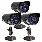 1000TVL CCTV Surveillance Security Day Night 6mm Outdoor Waterproof Camera