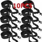 10PCS Tactical 1 One Single Point Bungee Rifle Gun Sling w QD Buckle