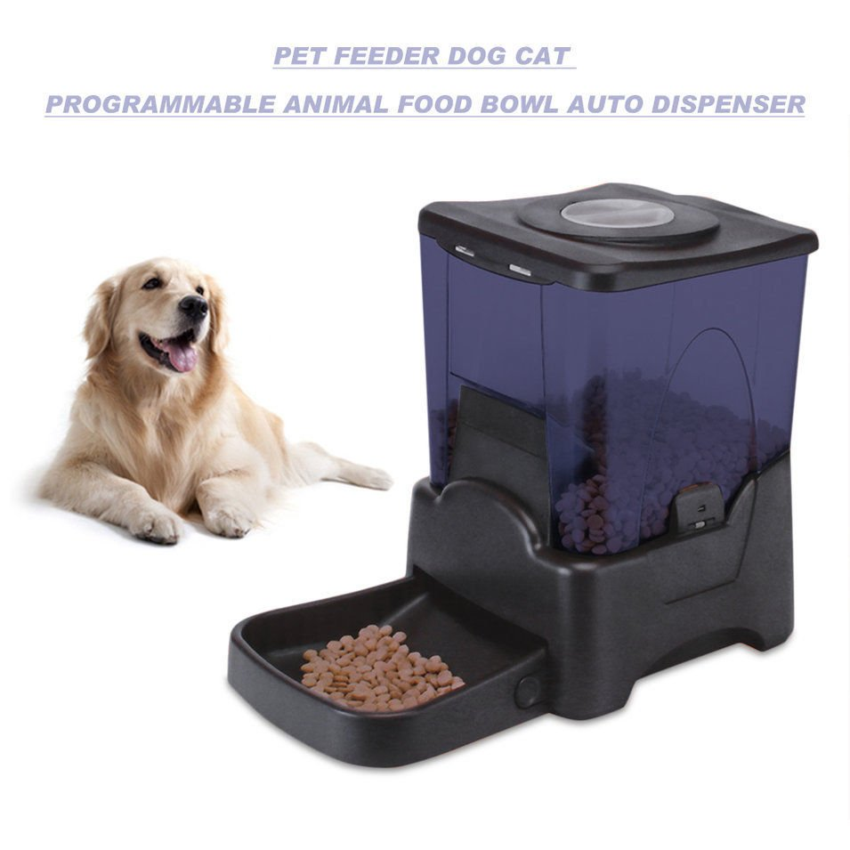 Cat Proof Food Dispenser