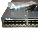 Original Cisco Catalyst 48 Ports Rack Mountable Switch WS-C3750X-48T-L