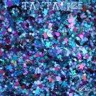 'tantalize' glitter mix