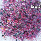'keep dreamin' glitter mix
