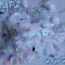 'daisy puff' glitter mix