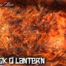 'jack o lantern' glitter mix