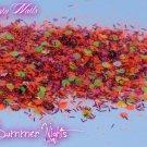 'summer nights' glitter mix