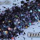 'facade' glitter mix