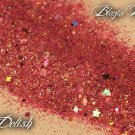 'delish' glitter mix