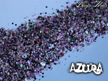 'azura' glitter mix
