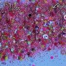 'fairy floss' glitter mix