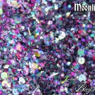 'moonlighting' glitter mix