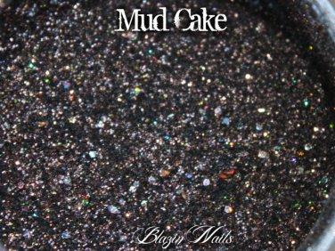 'mudcake' glitter mix